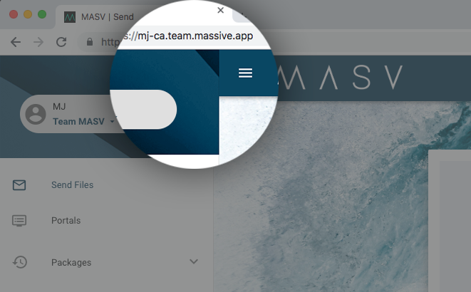 Use personalization and branding to market your work with MASV